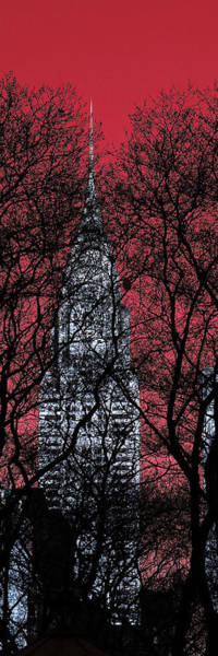 Photograph - Chrysler Building 8 by Andrew Fare