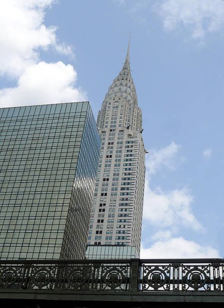 Photograph - Chrysler Building II by Richard Reeve