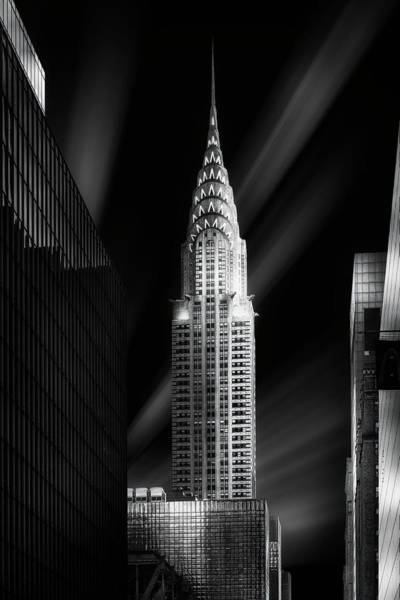 Wall Art - Photograph - Chrysler Building by Jorge Ruiz Dueso