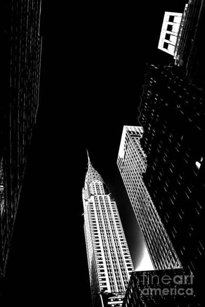 Chrysler Photograph - Destiny by Az Jackson