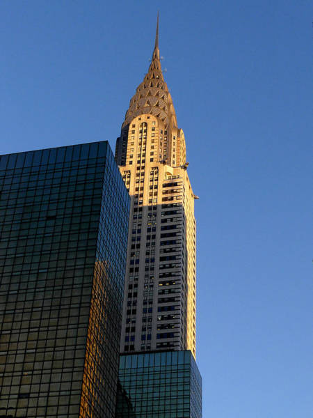 Photograph - Chrysler Building by Richard Reeve