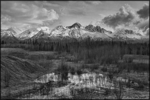 Photograph - Chugach Mtn Range by Erika Fawcett