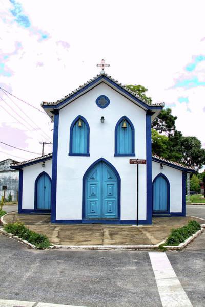 Minas Gerais Wall Art - Photograph - Church by Adriana Fuchter