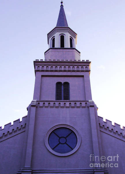 Photograph - Church by Andrea Anderegg