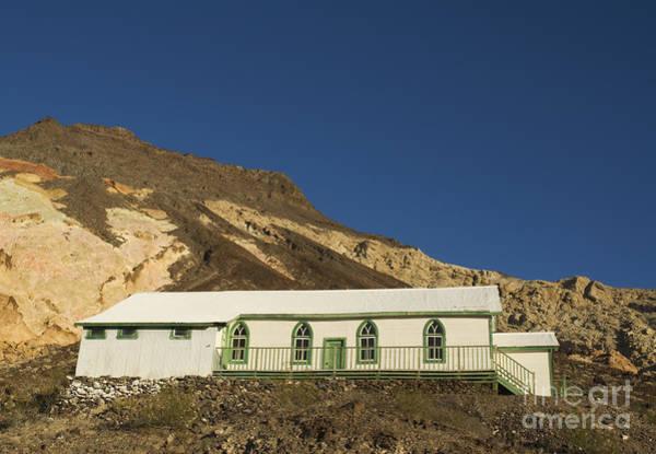 Photograph - Church At Ryan by Dan Suzio