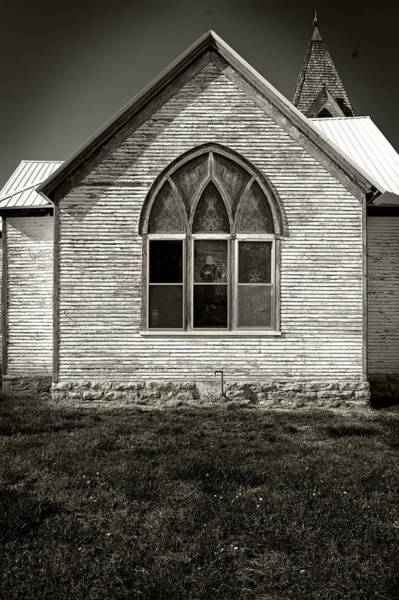 Photograph - Church by Bud Simpson