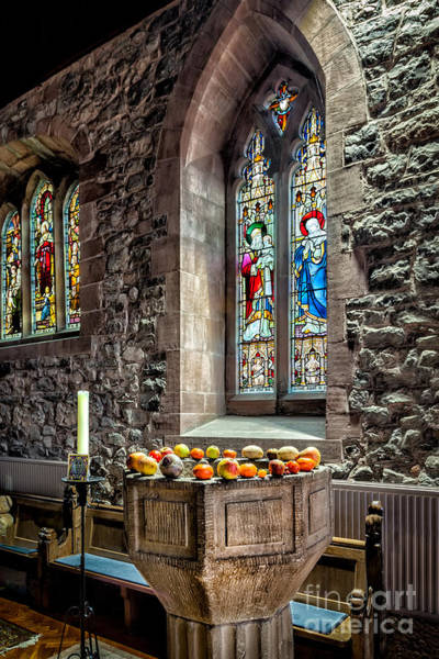 Wall Art - Photograph - Church Fruits by Adrian Evans