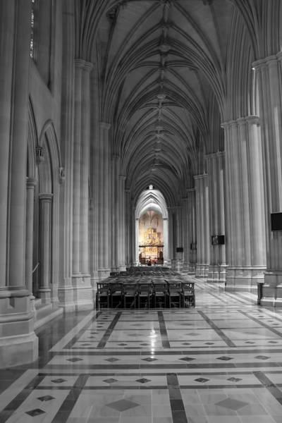 Photograph - Church I by Carlos Diaz