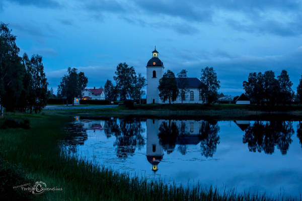 Photograph - Blue Hour by Torbjorn Swenelius