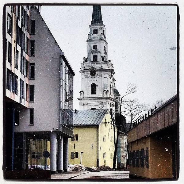 Wall Art - Photograph - Church by Marina Boitmane