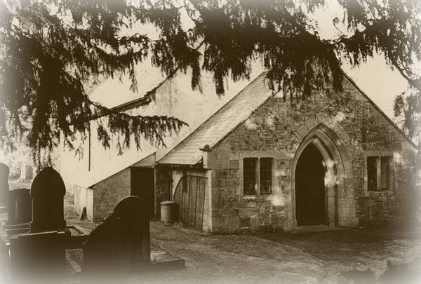 Photograph - Church Of St. Mary In Wales by Marilyn Wilson