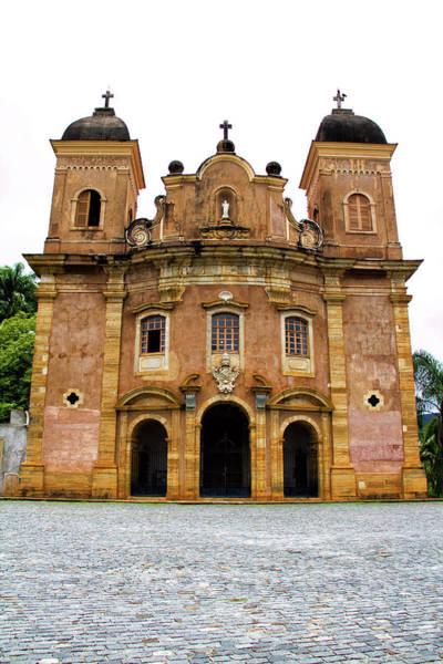 Minas Gerais Wall Art - Photograph - Church Of St. Peter Of Clerics by Adriana Fuchter