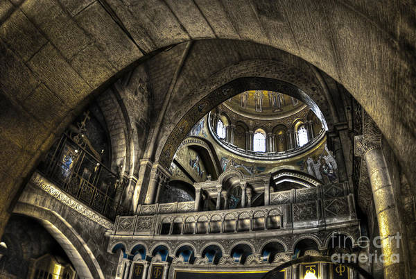 Church Of The Holy Sepulcher Photograph - Church Of The Holy Sepulchre by Dan Yeger