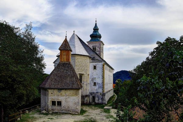Photograph - Church Of The Mother Of God by Ivan Slosar