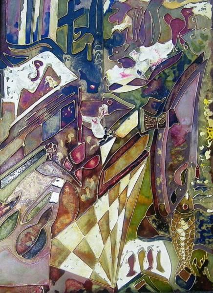 Painting - Church Plus by Ray Khalife