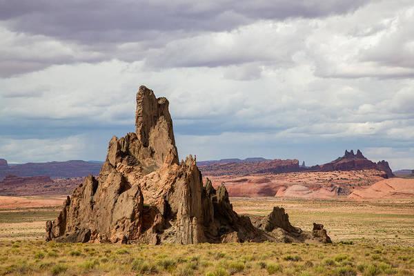 Photograph - Church Rock by Steven Schwartzman
