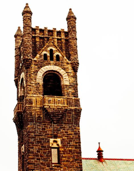 Photograph - Church Steeple by Maggy Marsh