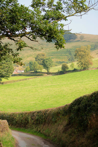 Church Stretton Wall Art - Photograph - Church Stretton Countryside by Sarah Broadmeadow-Thomas