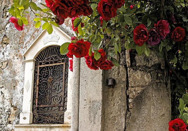 Starigrad Photograph - Church Window by Dennis Cox