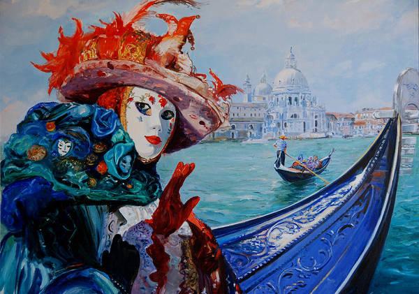Painting - Ciao by Sefedin Stafa