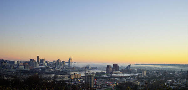 Photograph - Cincinnati Dawn 2 by Rick Hartigan
