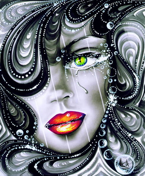 Wall Art - Mixed Media - Cinderella by Alicia Hayes