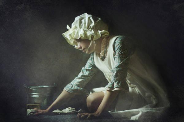 Struggle Wall Art - Photograph - Cinderella by Marta Everest