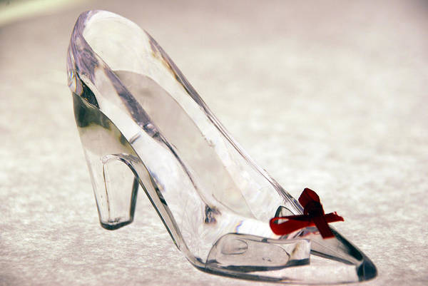 Photograph - Cinderella's Slipper by Beverly Stapleton