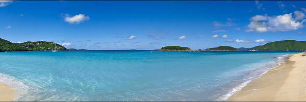 Photograph - Cinnamon Bay 2 by Gordon Engebretson