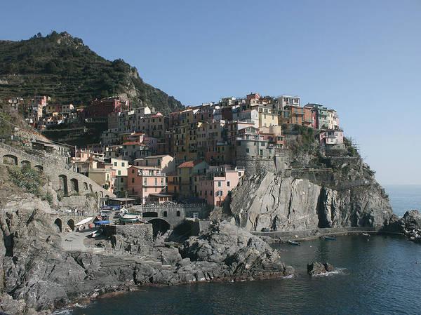Photograph - Cinque Terre 1 by Karen Zuk Rosenblatt
