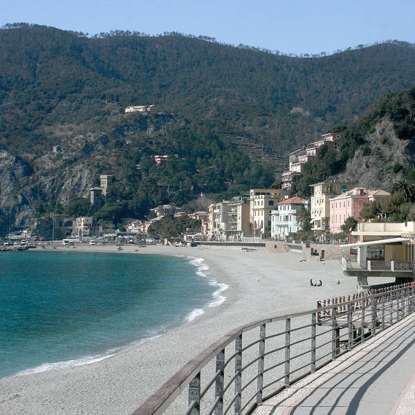 Photograph - Cinque Terre 12 by Karen Zuk Rosenblatt