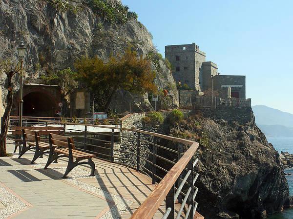Photograph - Cinque Terre 15 by Karen Zuk Rosenblatt