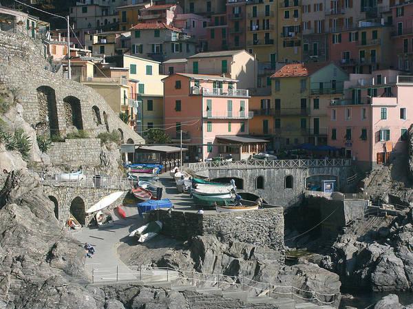 Photograph - Cinque Terre 2 by Karen Zuk Rosenblatt