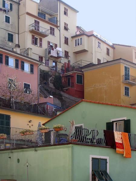 Photograph - Cinque Terre 5 by Karen Zuk Rosenblatt