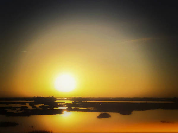Photograph - Circle Game Sunrise Sunset Image Art by Jo Ann Tomaselli