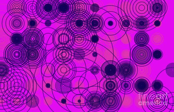 Digital Art - Circle Of Love IIi by Ilona Svetluska