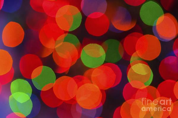 Wall Art - Photograph - Circles Of Light by Diane Macdonald