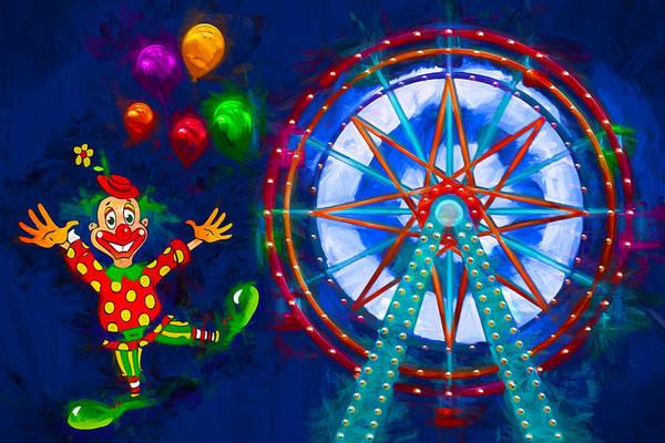 Photograph - Circus Circus by Carlos Diaz