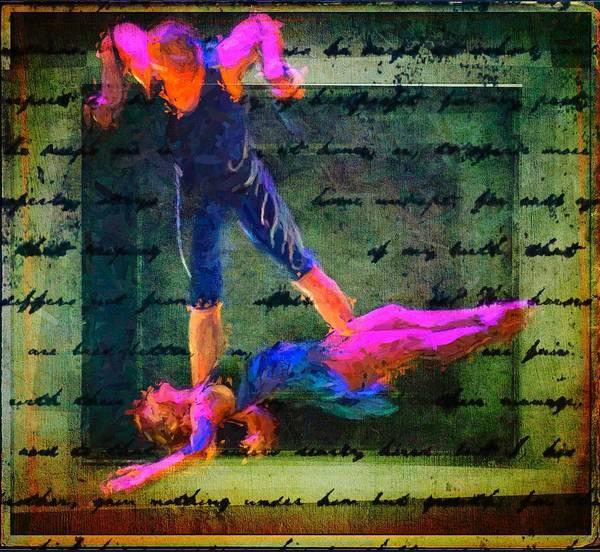 Photograph - Circus Danze Cinq by Alice Gipson