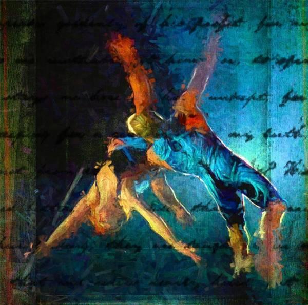 Photograph - Circus Danze Deux by Alice Gipson
