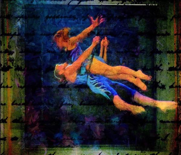 Photograph - Circus Danze Quatre by Alice Gipson