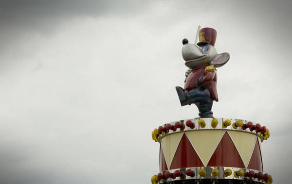 Photograph - Circus Mouse by Bud Simpson