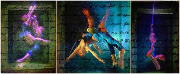 Photograph - Circus Triptych Deux by Alice Gipson