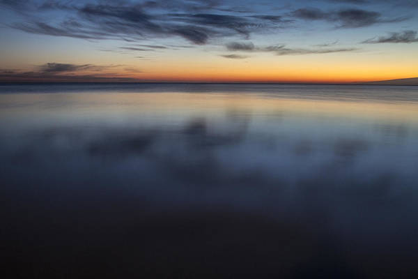 Photograph - Cirrus Clouds At Dawn  by Sven Brogren