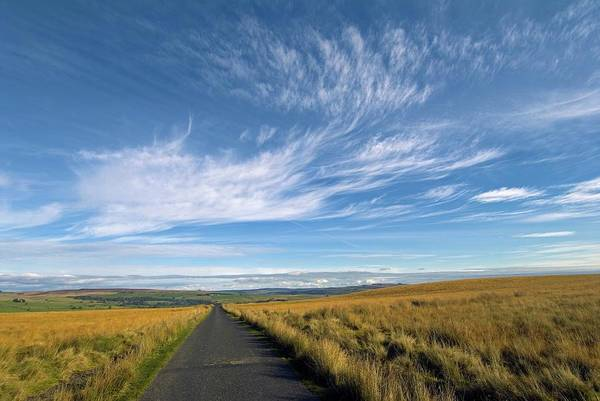 Wall Art - Photograph - Cirrus Clouds by Simon Fraser/science Photo Library