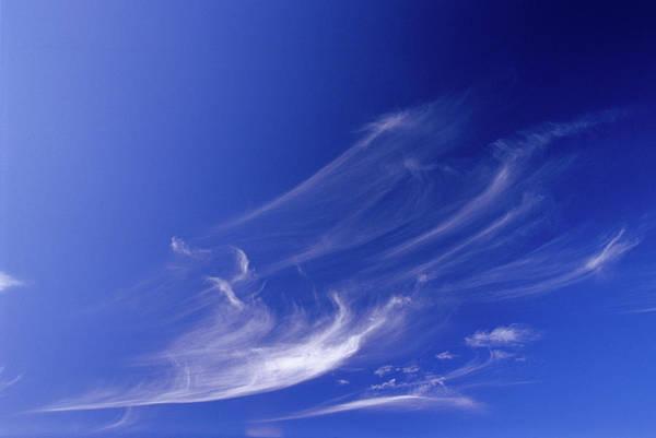 Cumulus Photograph - Cirrus Uncinus Clouds by Pekka Parviainen/science Photo Library