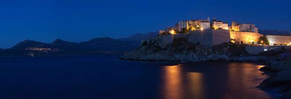 Calvi Photograph - Citadel At The Waterfront, Calvi by Panoramic Images