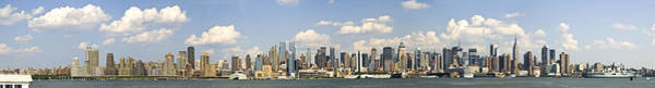 Wall Art - Photograph - City At The Waterfront, New York City by Panoramic Images