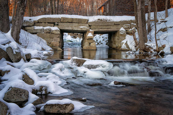 Photograph - City Brook by Darylann Leonard Photography