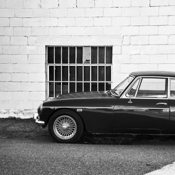 Photograph - City Car by Patrick M Lynch